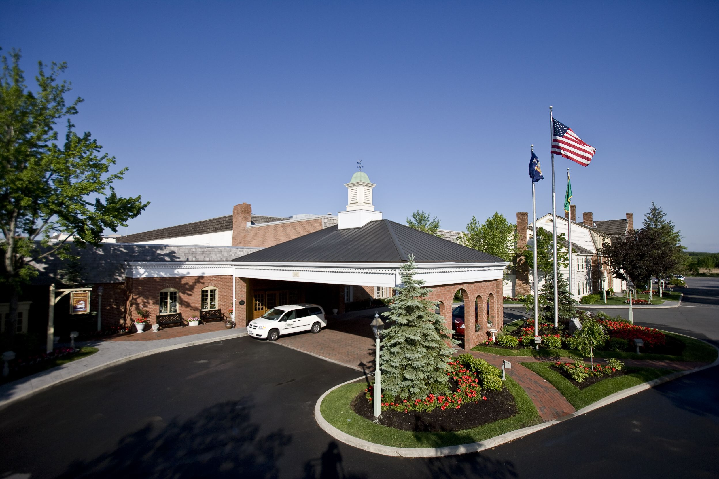 Desmond Hotel Conference Center 660 Albany Shaker Road Ny