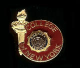 College pin