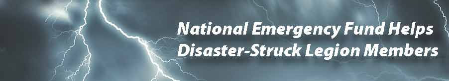 National Emergency Fund promo