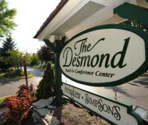 Desmond Sign