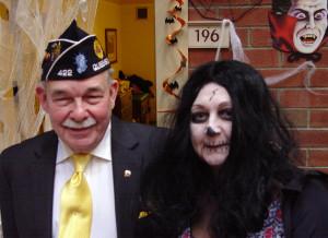 Frank Weodon & Paulette Casey