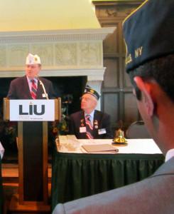 Ken Governor at LIU