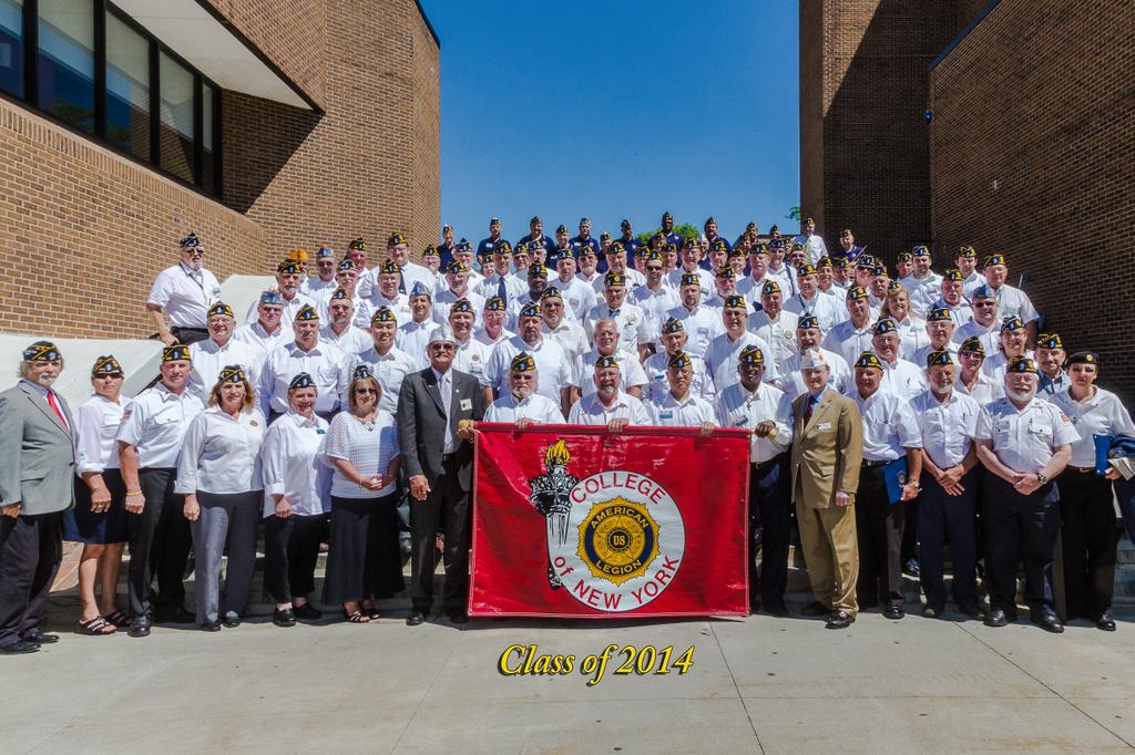 American Legion College Class of 2014.