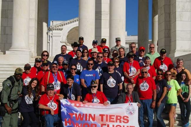 Honor trip veterans