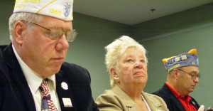 State Legion leaders.
