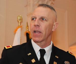 Col. Lee Schiller