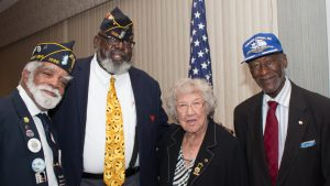 Veterans and Living Legends