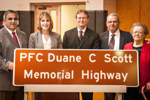 highway dedication