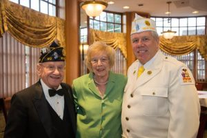 Lou Guerriero PDVC, wife Kay, and PDC Frank Peters001