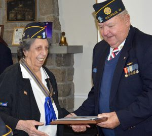 Korean War vet honored