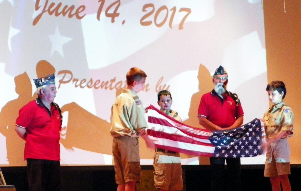 Flag Day presentation
