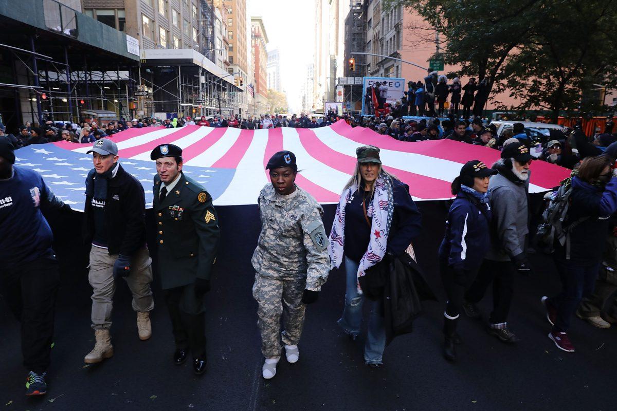 NY City Parade