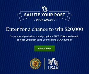 USAA contest