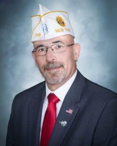 Commander Gary Schacher