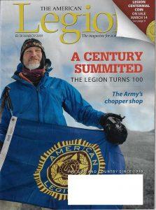 American Legion Magazine cover