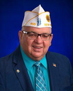 Commander Mike McDermott