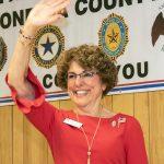 Department President Linda Tome