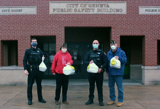 Meals for Geneva First Responders 6281