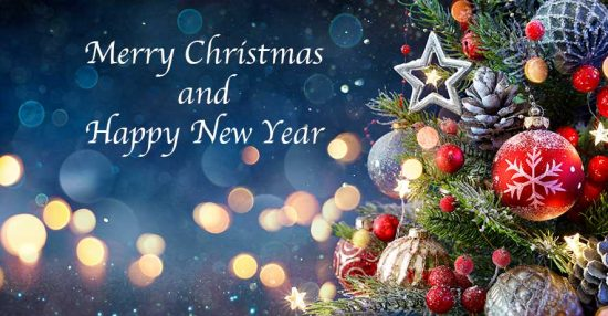 Merry Christmas - Christmas Ornaments