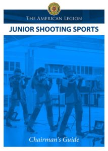 1Cover 294ACY03210 Junior Shooting Sports Chairmans Guide