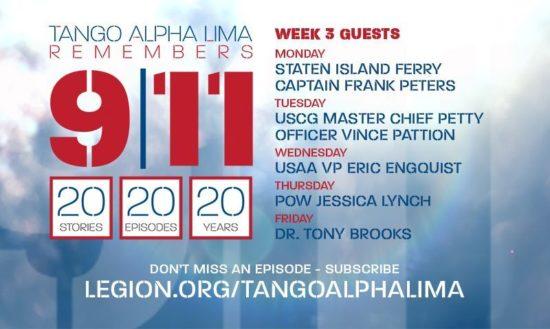 Tango Alpha Lima Podcast graphic
